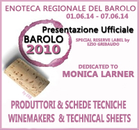 BAROLO 2010: WINEMAKERS & TECHNICAL SHEETS