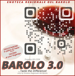"""BAROLO 3.0… Taste the Difference!"": all'Enoteca Regionale del Barolo si degusta Barolo in palmo di mano""BAROLO 3.0… Taste the Difference!"": all'Enoteca Regionale del Barolo si degusta Barolo in palmo di mano"