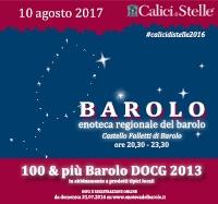 A BAROLO PER CALICI DI STELLE 2017 Fai brillare la stella del tuo desiderio, vieni alla notte magica di Barolo!