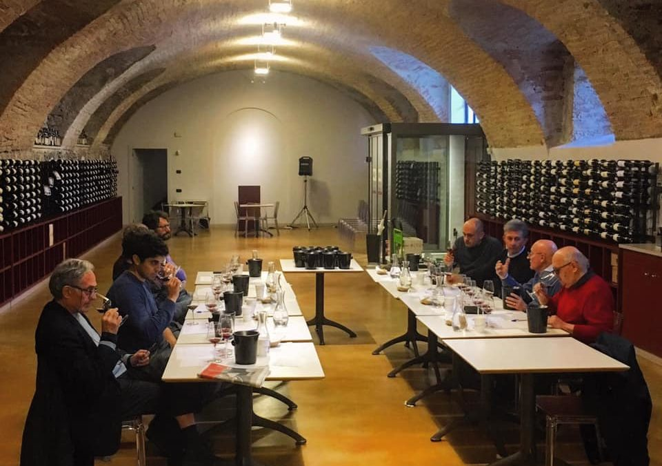 """Il Barolo 2015 secondo la Commissione Tecnica di Degustazione """"Armando Cordero"""""""