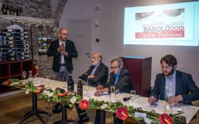 Una settimana fa… il Barolo 2015 per Carlo Petrini (1)